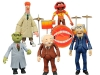 DST Muppets Select Action Figures