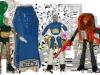Hasbro SDCC Micronauts Classic Collection