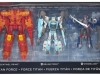 Hasbro SDCC Transformers Titan Force pack