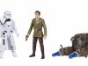 Hasbro TFA Poe Dameron vs Snowtrooper