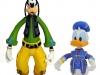 DST Kingdom Hearts Select Donald Goofy
