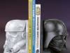 DST GG Vader Trooper Bookends