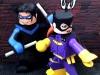 DST DC Vinimates Nightwing Batgirl