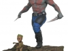 DST Marvel Gallery Drax Groot