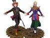 DST Alice Hatter PVC Figures