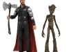 DST Marvel Select Thor Groot