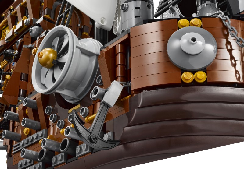 Lego Announces Metal Beard S Sea Cow 70810 From The Lego Movie Imperial Holocron