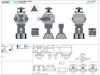 Robot B-9 Character Sheet