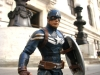 Marvel Select Unmasked Captain America Closeup Masked