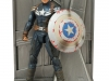 Marvel Select Unmasked Captain America with Stand
