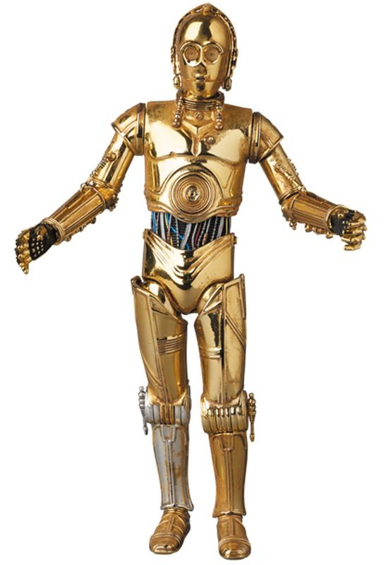 R2d2 And C3po Toys : Medicom toy mafex c po and r d imperial holocron