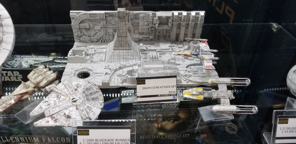 New York Comic Con 2018 - Bandai and Tamashii Nations