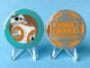 PSWCS No Warrior Without Help BB-8 Medallion