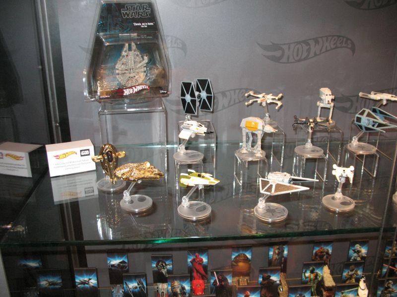 Mattel Hot Wheels At Star Wars Celebration - Imperial Holocron