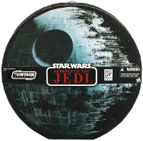 Revenge of the Jedi Death Star Packaging