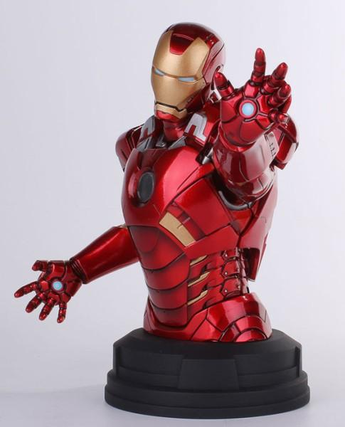 Avengers Deluxe Iron Man Mini Bust