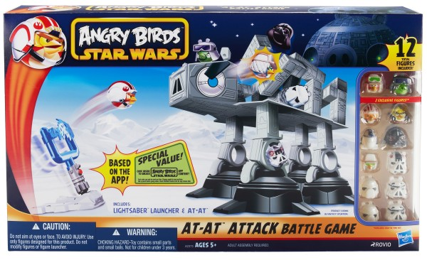Hasbro Angry Birds Star Wars Crossover Games