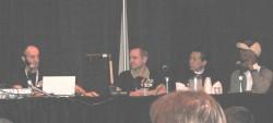 Minimates Panel Presenters