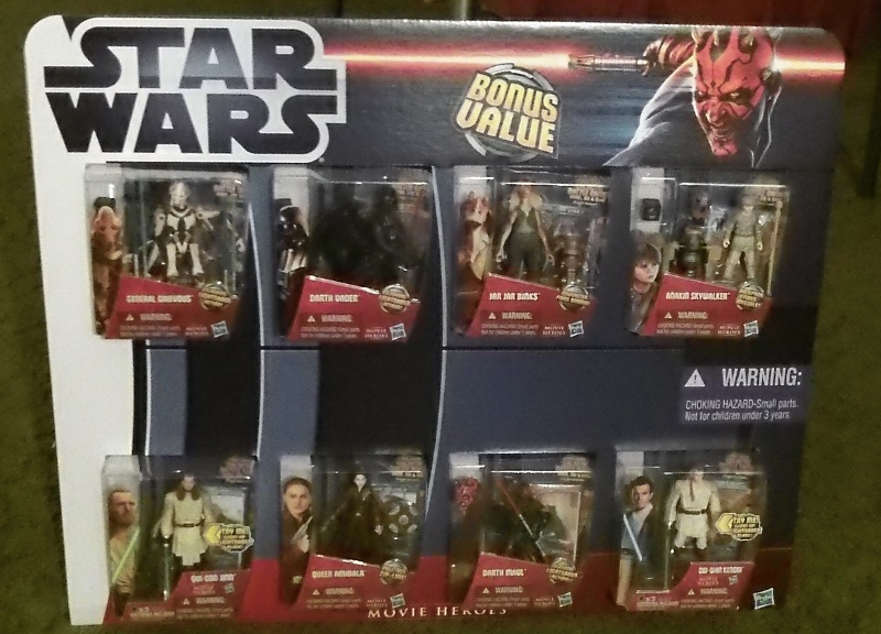 Walmart Black Friday MH 8-Pack