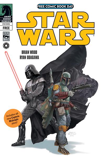 2013 FCBD Star Wars