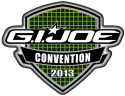 GI Joe 2013 Convention Logo