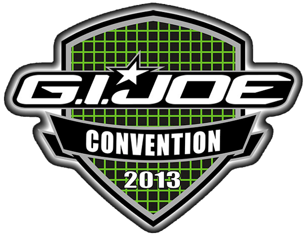 GI Joe 2013 Convention Logo