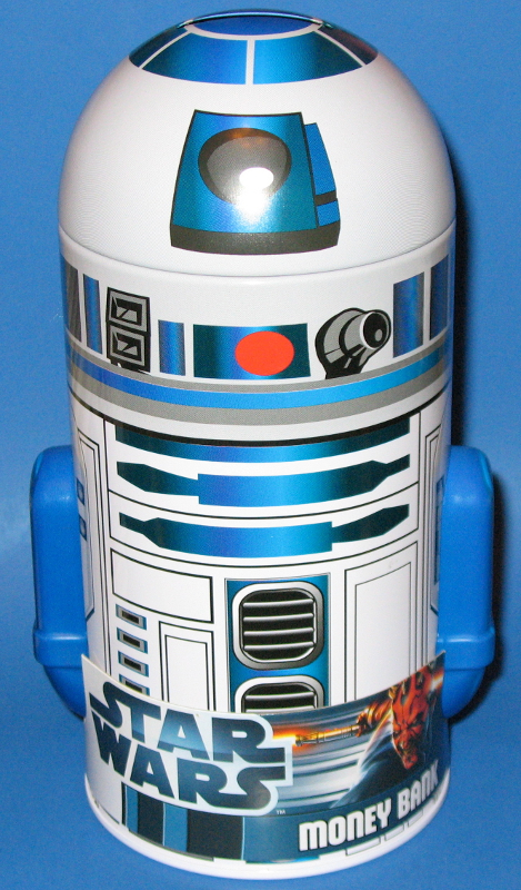R2-D2 Bank - Old Navy Exclusive 2012 - Front