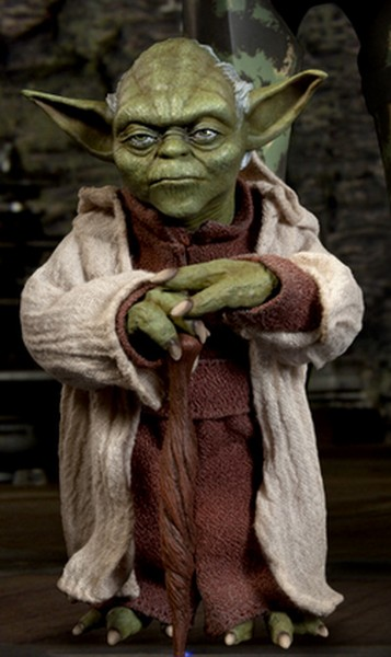 Sideshow Sixth Yoda Preview
