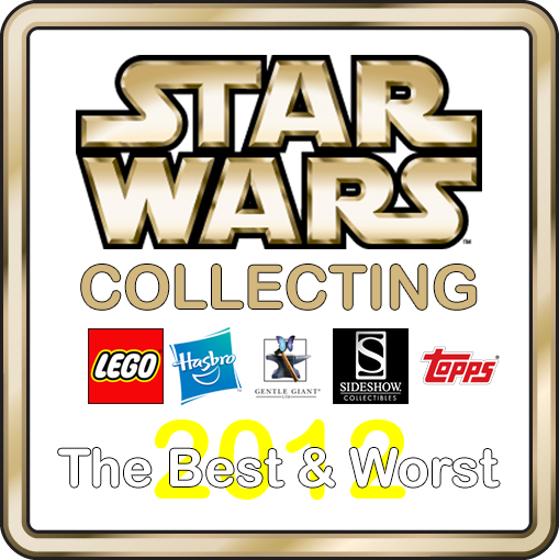 Star Wars Collecting Best and Worst Logo