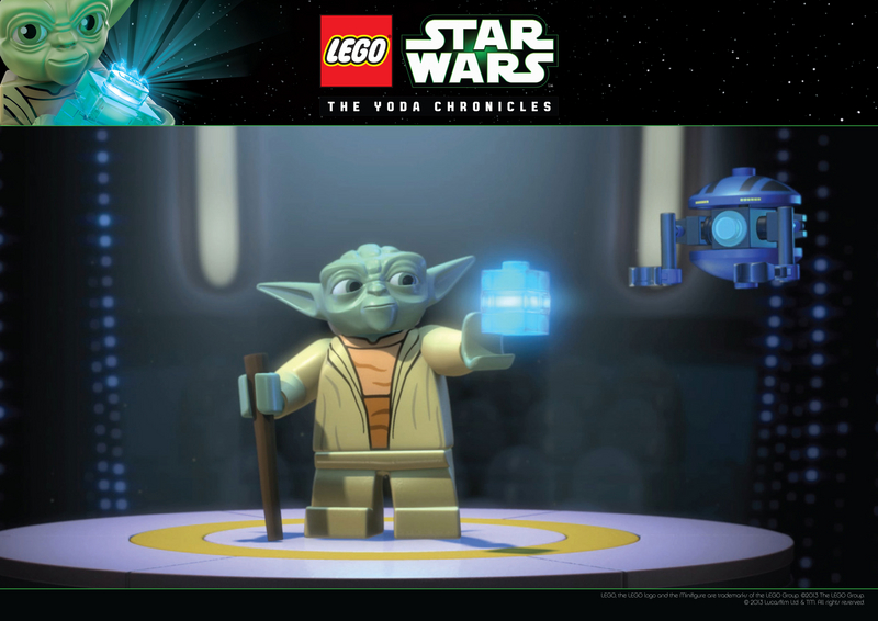 Lego The Yoda Chronicles
