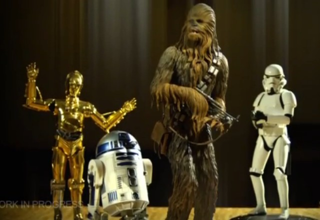 Sideshow PF Chewbacca Preview