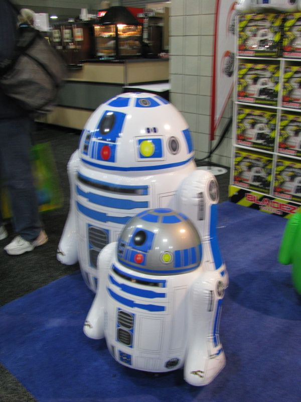 Bladez Toyz Toy Fair 2013 R2-D2