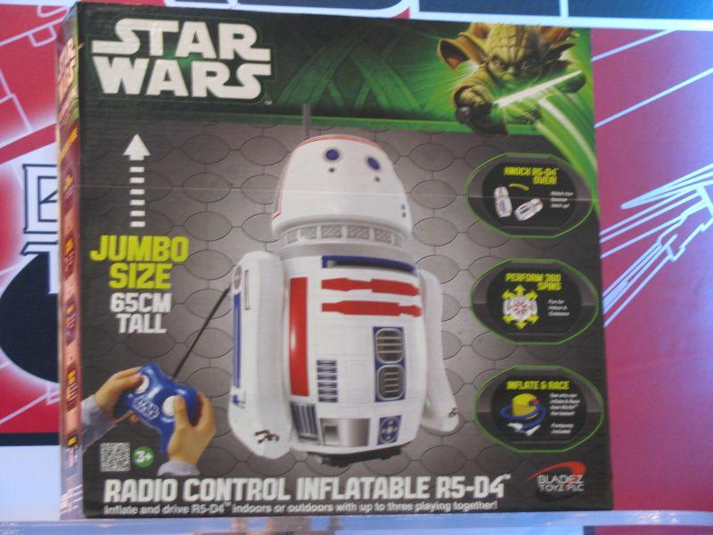 Bladez Toyz Toy Fair 2013 R5-D4