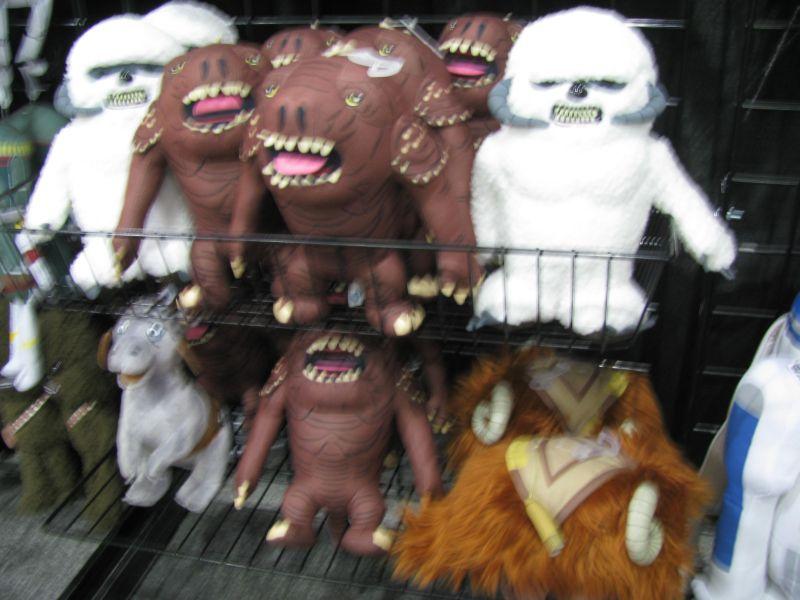 Comic Images Creatures