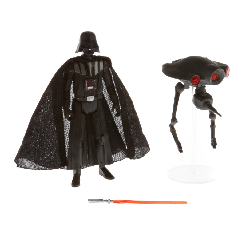 EpV Darth Vader with Probe Droid