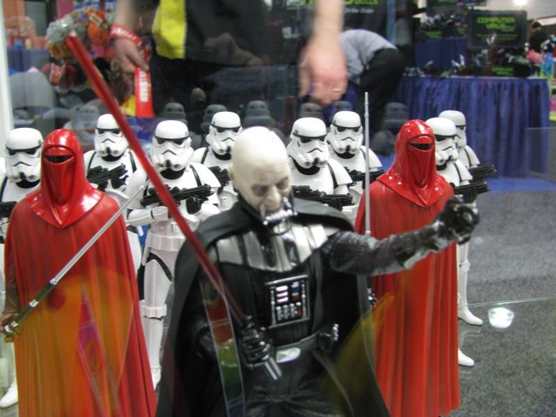 Kotobukiya 2013 Darth Vader Closeup