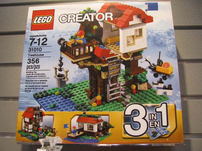 Lego Creator 2013 31010 Treehouse Boxed