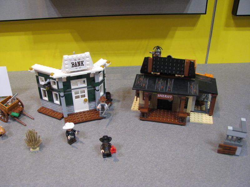 Lego Lone Ranger 2013 79109 Colby City Showdown