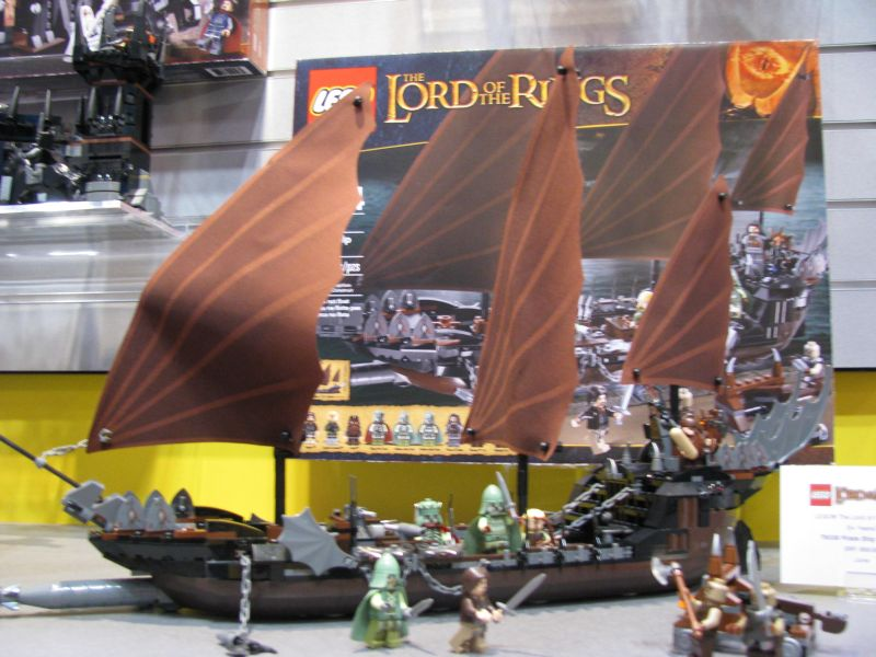 Lego Lord of the Rings 2013 79008 Pirate Ship Ambush