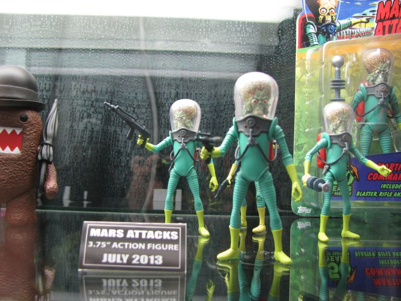 Mezco Mars Attacks