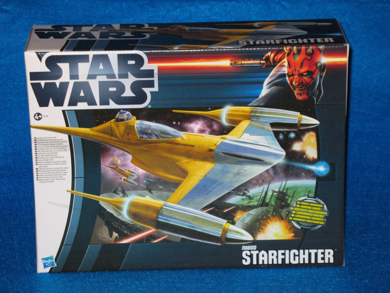 Naboo Starfighter – Imperial Holocron