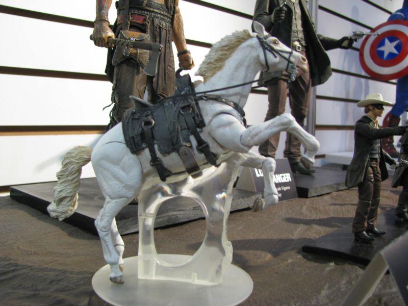 Neca Lone Ranger Silver