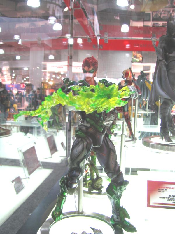 Square Enix Green Lantern Play Arts Kai