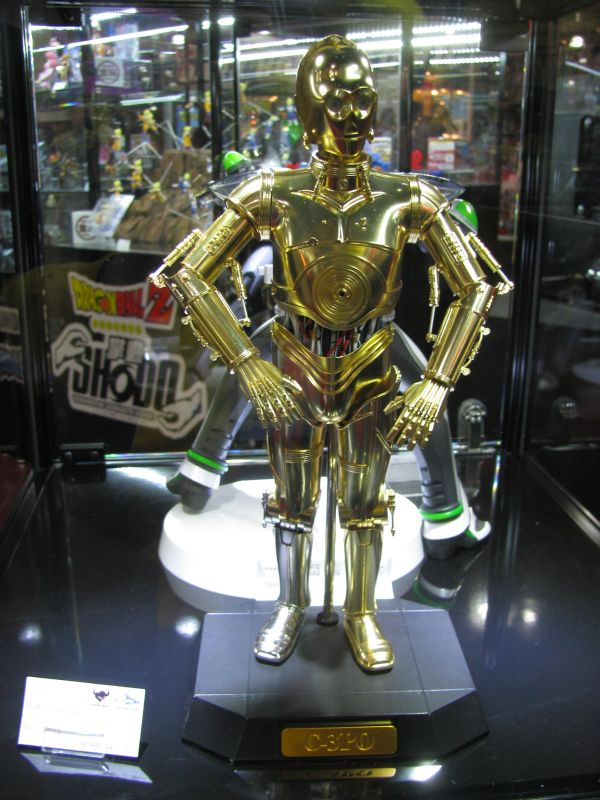Tamashii Nations C-3PO