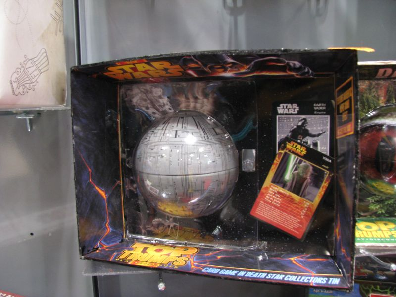 Top Trumps 2013 Death Star Collectors Tin