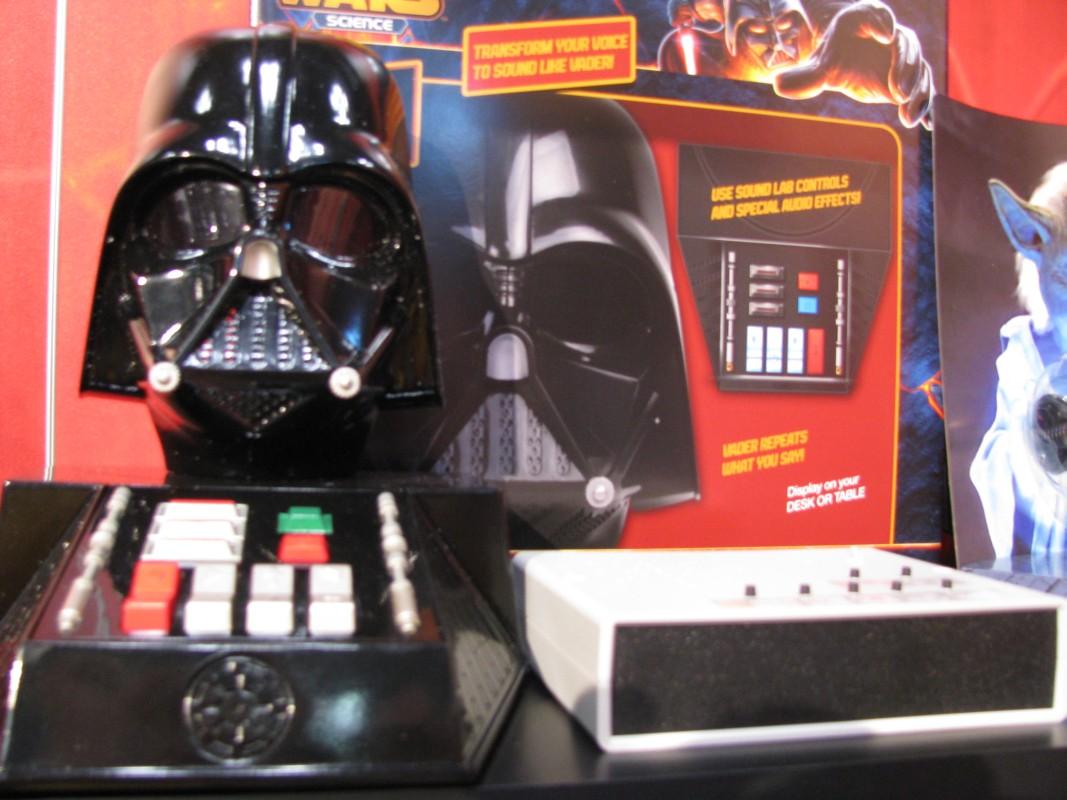 Uncle Milton 2013 Darth Vader Voice Lab