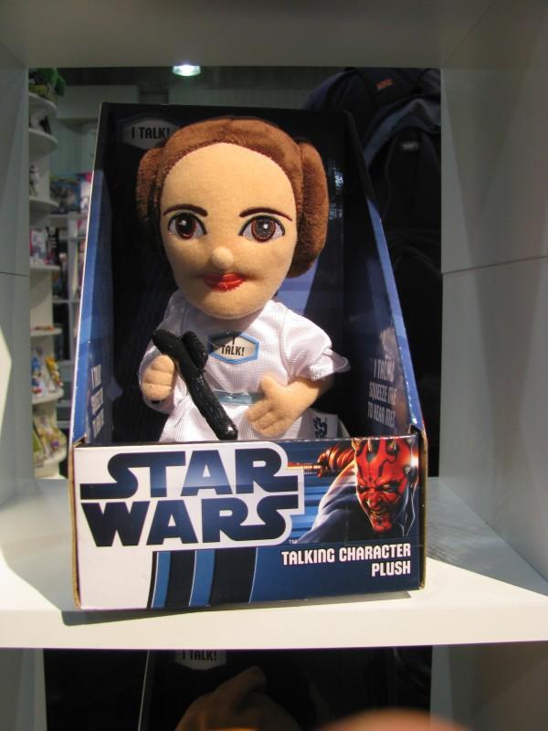 Underground Toys 2013 Princess Leia