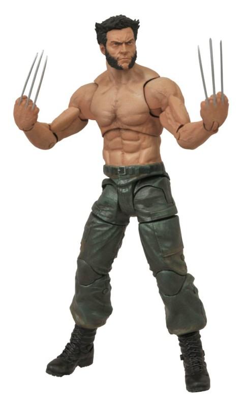 Wolverine Marvel Select