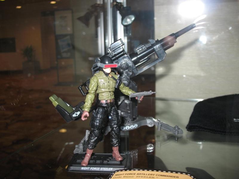 G.I. Joe Club Exclusive Souvenirs