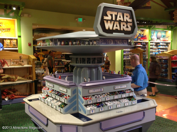 WDW Droid Factory